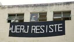 Retorno às aulas na Uerj, em Nova Friburgo, RJ, é substituído por atos de protesto