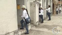 São José reforça vistorias nas casas contra a dengue