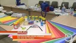 Prefeitura cancela licitação do material escolar em São José, SP