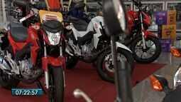 MT foi líder na venda de motos no Centro Oeste ano passado