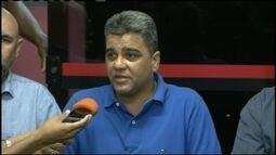 "Marcelo Cabo evita perguntas e diz que teve problema particular ao falar de ""surto"""