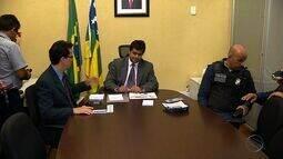 Secretário de Segurança Pública diz que criminalidade diminui em Sergipe