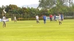 Cruzeiro vence Águia por 7 a 0, em jogo-treino na Toca da Raposa