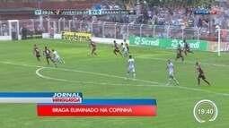 Bragantino é eliminado da Copa São Paulo de Futebol Júnior