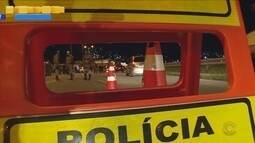 Quatro são presos em blitz na Via Expressa Sul, em Florianópolis