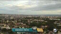 Ribeirão Preto teve chuva durante toda a madrugada de sexta-feira