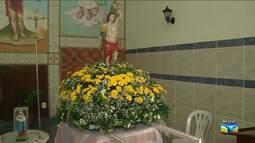 Festejo de São Sebastião é realizado em bairro em São Luís