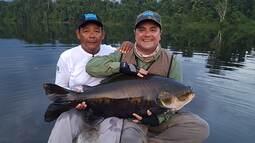 Pesca de tambaqui