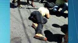 Ciclista atropelado por ônibus no centro de Maceió morre no HGE