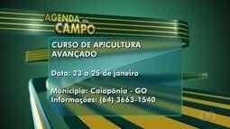 Veja a 'Agenda do Campo' para esta semana em Goiás