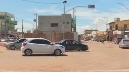 Semáforo recém instalado em Macapá causa transtornos a motoristas no Buritizal