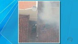 Morre filha que teve corpo todo queimado em incêndio na capital