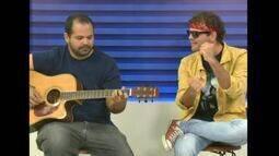 Valério Cazuza revive sucessos do artista em show em Teresina neste sábado