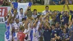 Taubaté vence o Sesi e conquista o bicampeonato da Copa do Brasil de Vôlei
