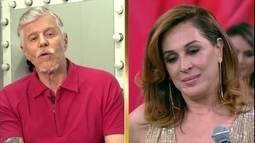 Miguel Falabella destaca a importância de Cláudia Raia para o teatro musical no Brasil