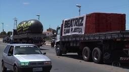 Caminhoneiros promovem 'buzinaço' pedindo resolução do Caso Beatriz