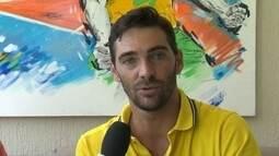 Giba vai à Suíça para entender polêmica de doping russo no vôlei