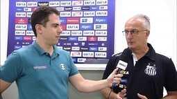 """Dorival Júnior: """"Santos está mais forte e consistente do que em 2016"""""""