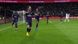 Os gols de Paris Saint-German 2 x 1 Lille pelo Campeonato Francês