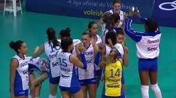 Rio de Janeiro aposta no coletivo para liderar a Superliga com folga
