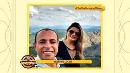 Veja selfies de telespectadores do Terra de Minas