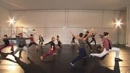 Companhia Sesc de Dança apresenta espetáculos classicos e contemporâneos