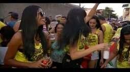 Fim de semana foi de Carnaval antecipado em Valadares