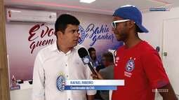 TV Bahêa - Saiba a importância do recadastramento dos sócios do Bahia