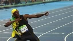 Usain Bolt vence Prêmio Laureus e anuncia aposentadoria