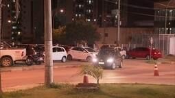 Área destinada à construção de parque em Águas Claras vira estacionamento