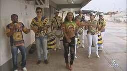 Quatro escolas de samba do Amapá farão 'mega ensaio técnico'