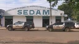 Polícia Civil e MP investigam autorizações ilegais para desmatamento em RO