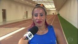 Terezinha Guilhermina decide mudar de modalidade no atletismo