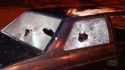 Suspeito de assaltar casas é morto após trocar tiros com a polícia, em Goiânia