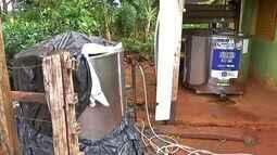 Moradores de São José do Povo estão sem água
