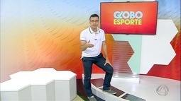 Globo Esporte MS - programa de sábado, 18/02/2017 - 3º bloco