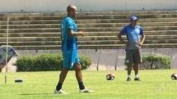 São Bento treina para colocar fim ao mau momento no Campeonato Paulista