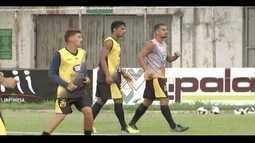 Social entre em campo pela primeira rodada do Módulo II do Mineiro
