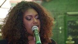 Vencedora do último The Voice Brasil, Mylena Jardim é a convidada do Globo Horizonte