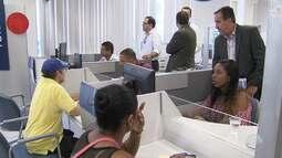 FGTS: contribuintes vão às agências para tirar dúvidas sobre o saque das contas inativas