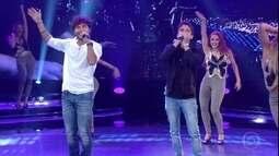 Bruninho e Davi cantam sucesso