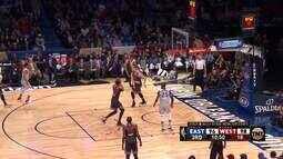 As grandes jogadas de Anthony Davis, eleito MVP do All Star Game 2017