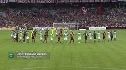 Primeiro vice-presidente do Coritiba explica opção dos clubes por não jogar clássico