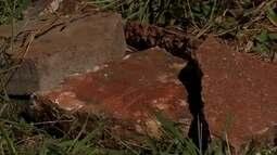 Criança é encontrada dentro de bueiro no Eixo Monumental