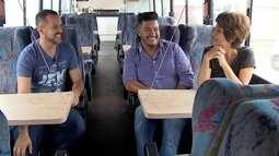 Veja a criatividade de empreendedores que montaram uma lanchonete dentro de um ônibus