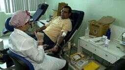 Hemocentro de Maceió registra baixo estoque de bolsas de sangue