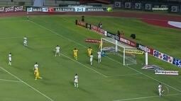 Mirassol sai atrás, mas consegue empate contra o São Paulo