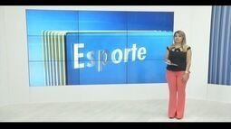 Confira as principais notícias do Esporte com Vanessa Peixoto
