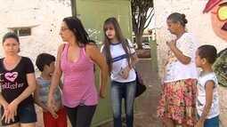 Escola municipal faz rodízio para driblar falta de professores, em Goiânia