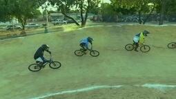 Atletas vão para a pista na 1ª etapa do Roraimense de Bicicross